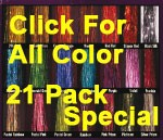 21-Color Special Click Here